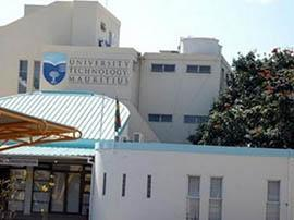 Finance - UTM, University of Technology view  in Mauritius, Indian Ocean