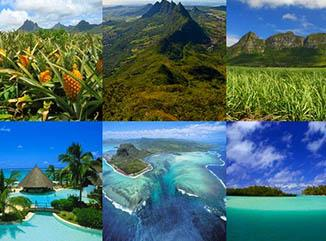 Finance Mauritius: Colourful Mauritius images and beauties.